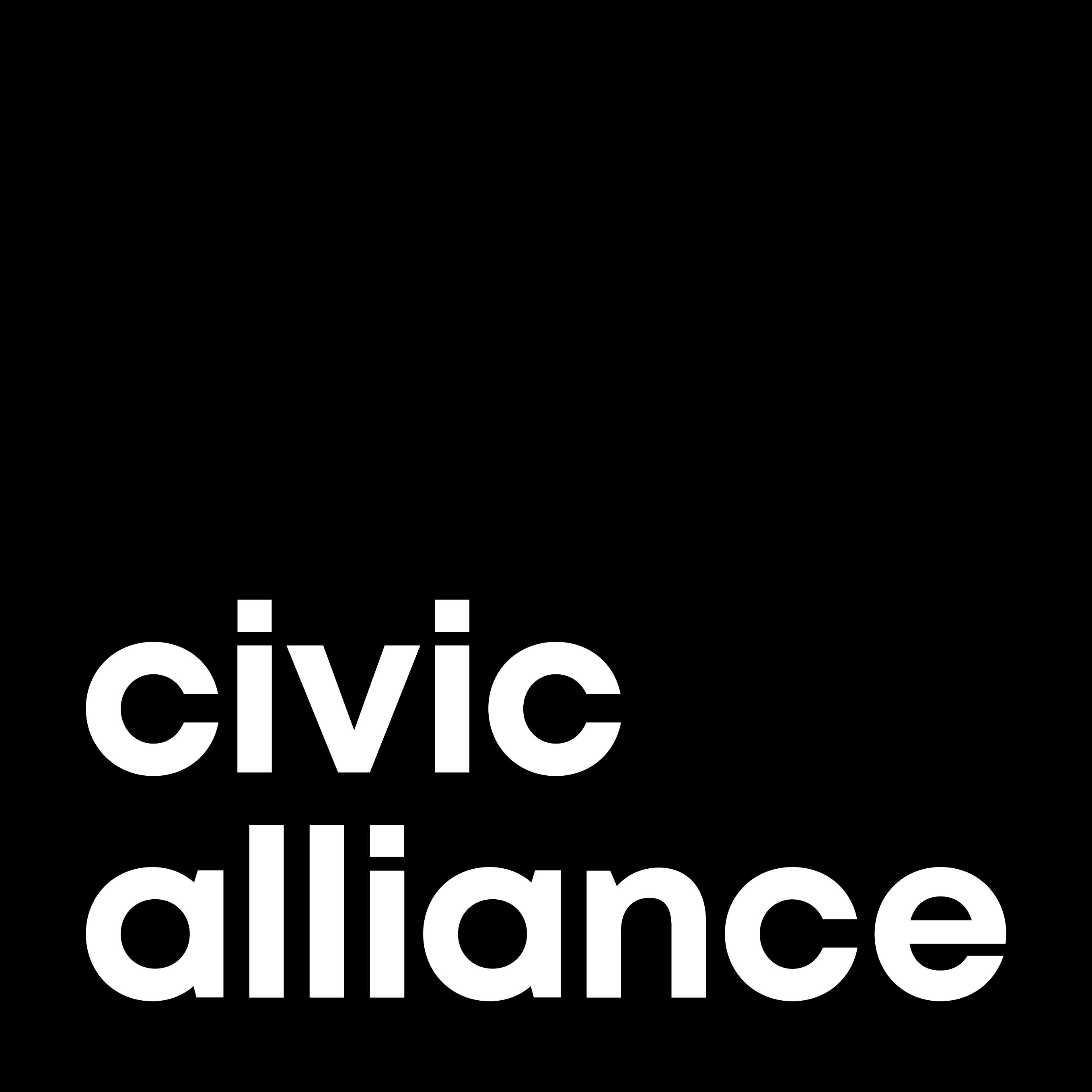 The Civic Alliance logo